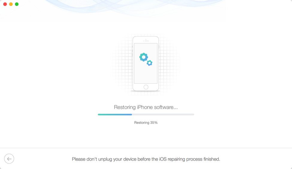 How to Factory Reset iPod Touch without iTunes - Step 5