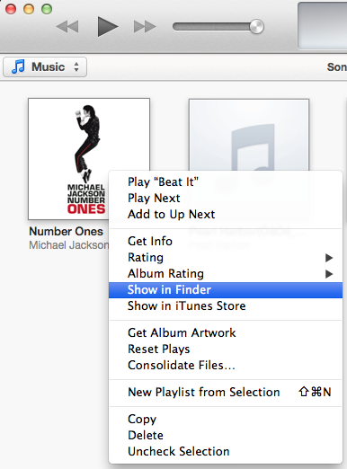 How to Find iTunes Library Location on Mac