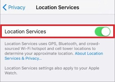 How to Fix Find iPhone Online Not Sharing Location
