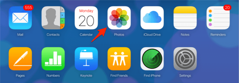 How to See iCloud Photos with iCloud Photo Library