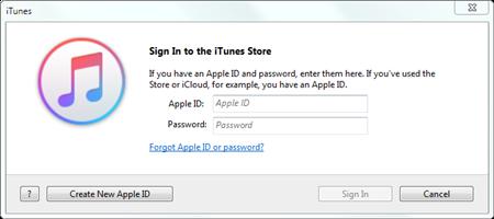 Fix Apple ID Password Not Working on iTunes