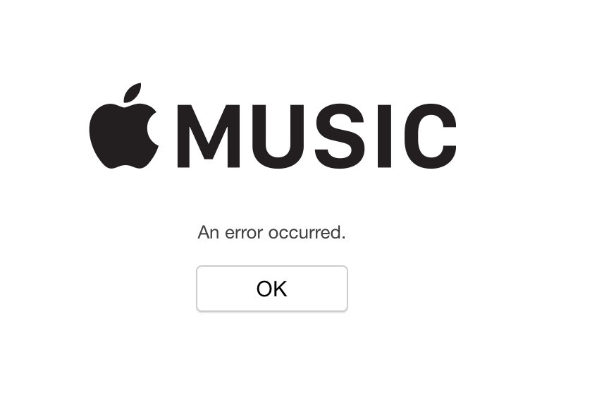 Apple Music Not Working on iOS 11