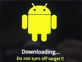 Android Phone Says Downloading Do Not Turn Off Target
