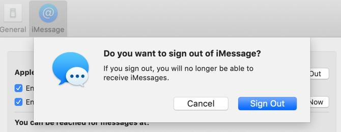 How to Fix iMessage on Mac Not Working - 4