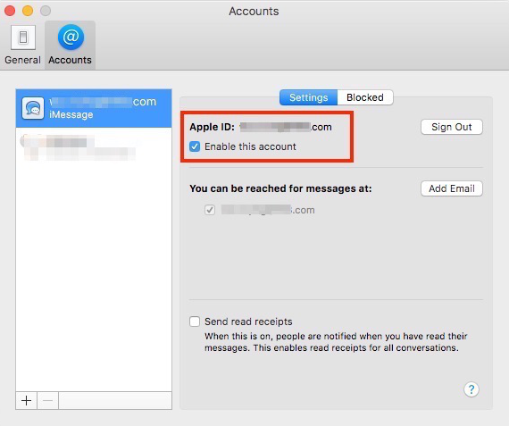 How to Fix iMessage on Mac Not Working - 1
