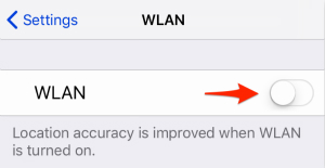 iOS 13 Beta/12/11 WiFi Turns On by Itself - How to Fix