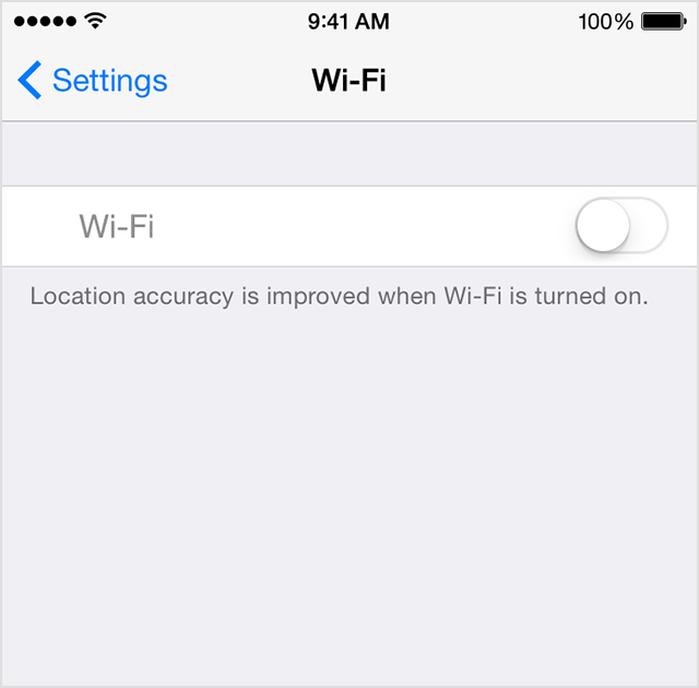 Fix iPhone iPad Wi-Fi Won't Turn On/Grey Out