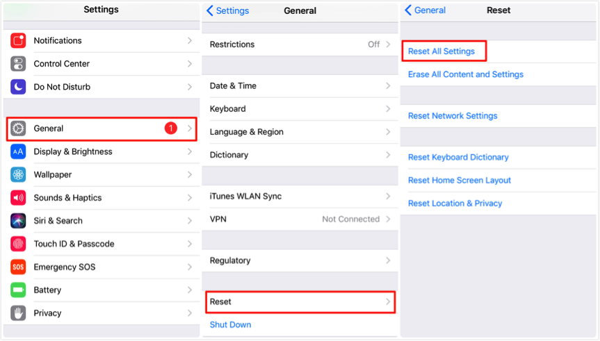 How to Fix iPhone Alarm Not Working in iOS 12/11/10