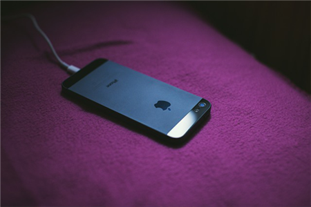 Charge the iPhone for about Fifteen Minutes