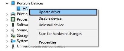 Fix Phone not Reading SD Card via Update SD Card Driver