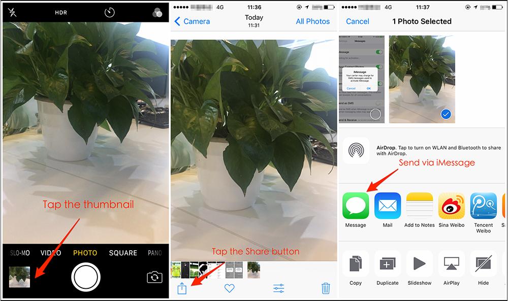 Fix iOS 11 Not Saving Photos