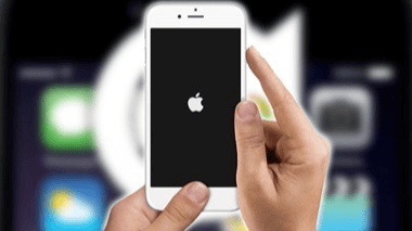 How to Fix iPhone 6 Typing on Its Own - Force Restart iPhone