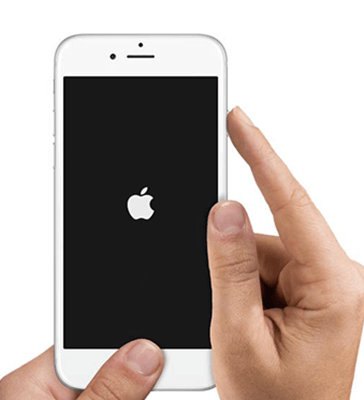 Hard Reset an iPhone Using a Combination of Buttons
