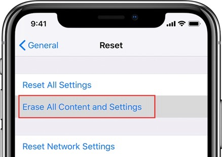 iPhone Won't Delete Voicemail Messages - Reset iPhone Content