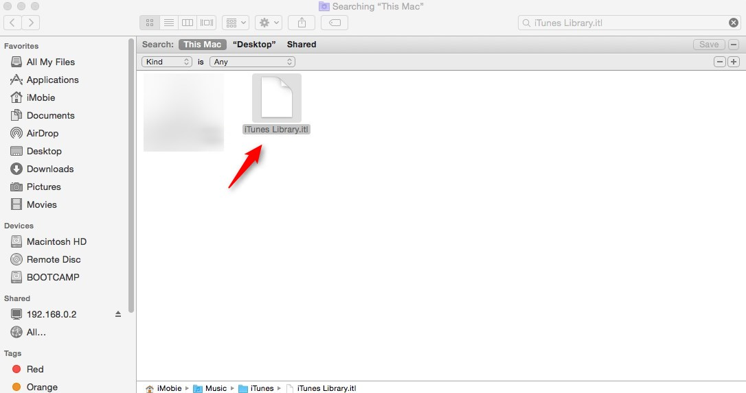 How to Fix The File iTunes Library.itl Cannot Be Read on Mac - Step 1
