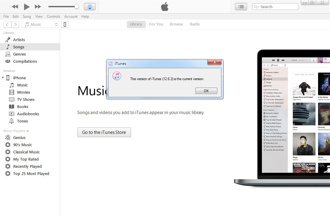 How to Fix The File iTunes Library.itl Cannot Be Read - Step 3
