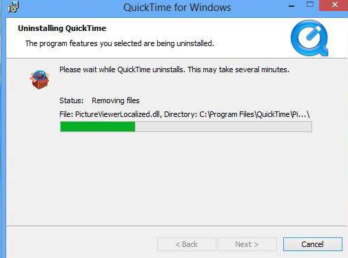 "How to Fix ""iTunes Not Responding on Windows 10"" Issue via Re-install QuickTime"