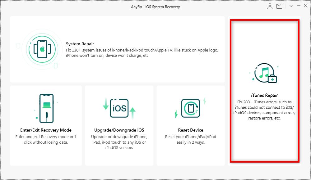 Fix iphone-restore-error with AnyFix