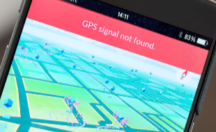 iPhone Pokémon Go GPS Not Found Issue