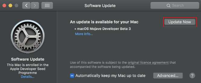 Software for this iPhone is Not Currently Available? Fix it Now via Update your PC (Mac OS Mojave)