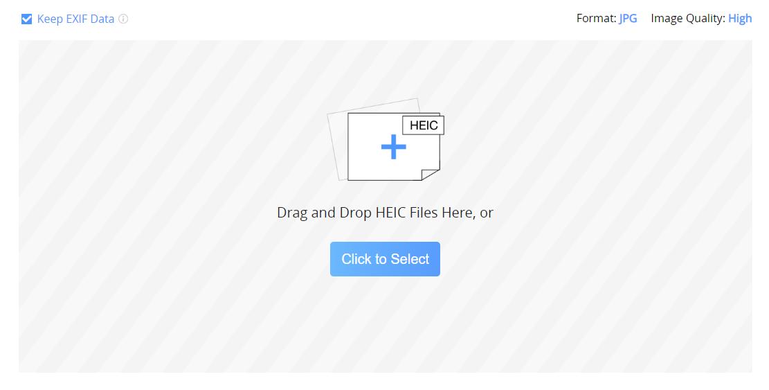 Convert HEIC Photos to JPG Using iMobie HEIC Converter