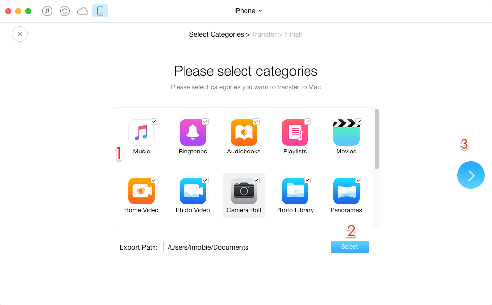Alternative Way to Solve iPhone Won't Backup to iCloud Issue