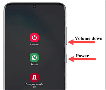 Force Restart Android Phone