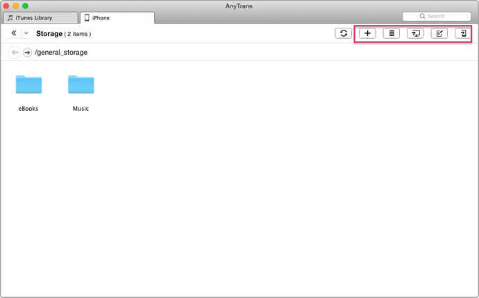 Open iTunes and Follow with Edit > Preferences > Device
