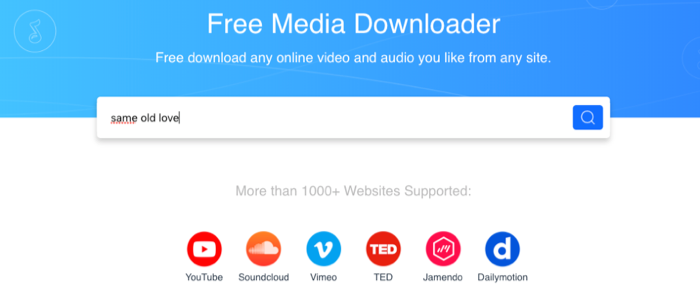 Free Online YouTube to Mp3 Converter - AnyGet