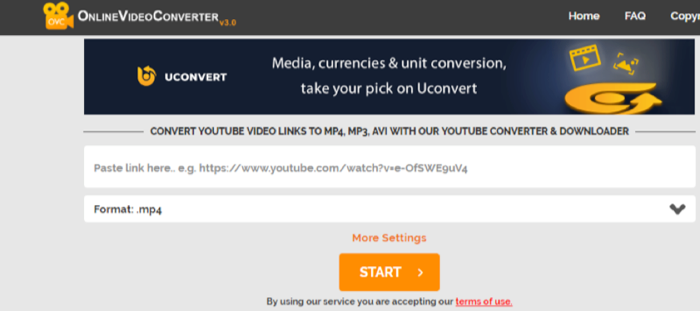 Free Online YouTube to Mp3 Converter - Online Video Converter