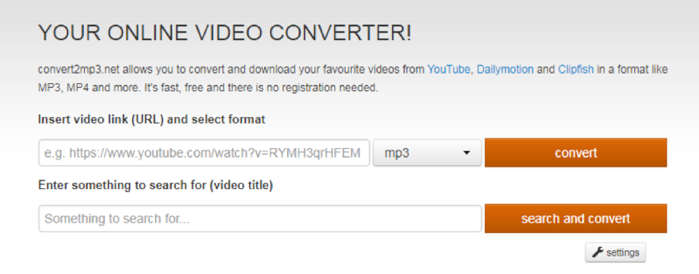 Free Online YouTube to Mp3 Converter - Convert2mp3