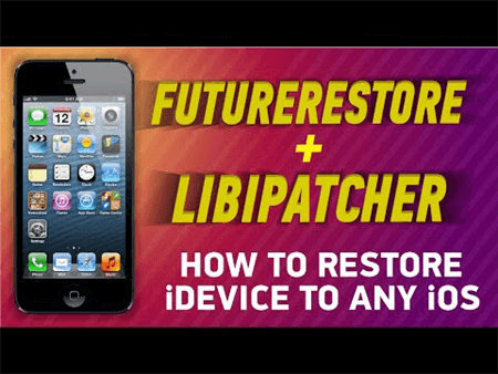 Futurestore with Multiple iOS Downgrade Methods