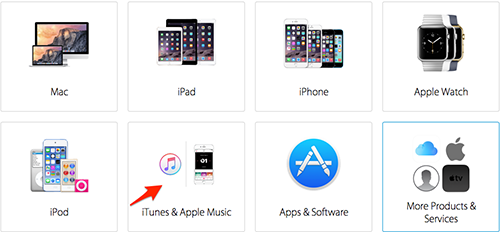 How to Contact Apple about Your Apple Music Problems – Step 2