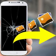 Get Photos off a Broken Samsung