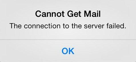 iPhone Gmail Not Working - Cannot Get Mail