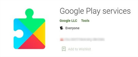 The Google Play Services App