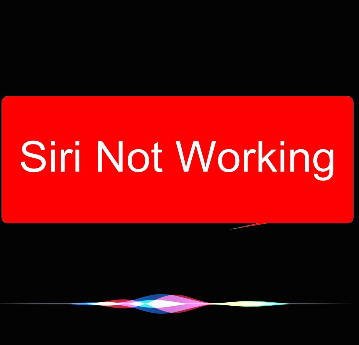 Hey Siri Not Working on iPhone iPad