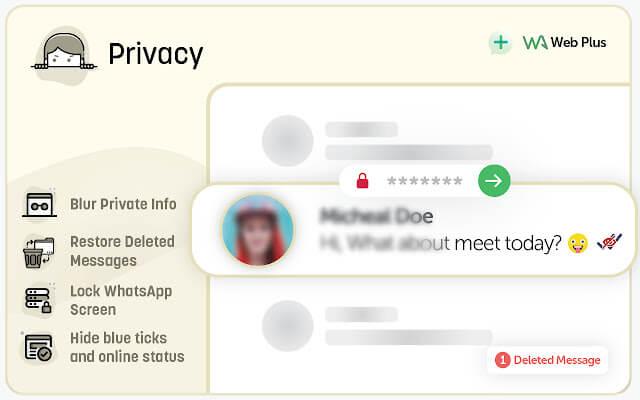 Hide Online Status on WhatsApp Web