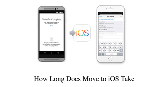 How to Move to iOS Quickly