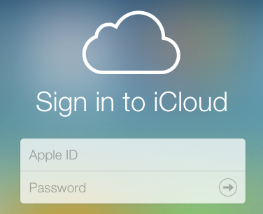 Access iCloud Drive via Browser – Step 1