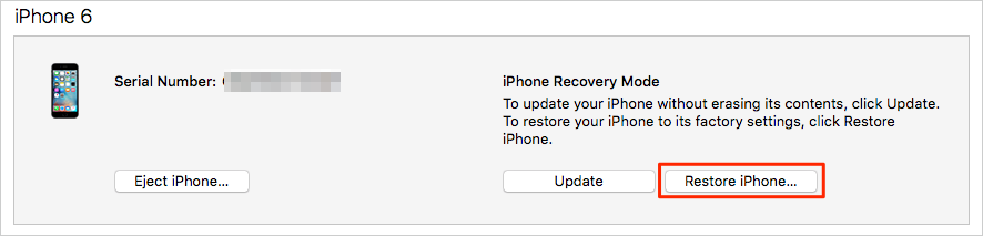 Downgrade to iOS 9.2.1 from iOS 9.3 – Restore iPhone in Recovery Mode