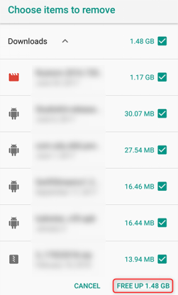 How to Clear Cache on Android - Remove Infrequently Used Files