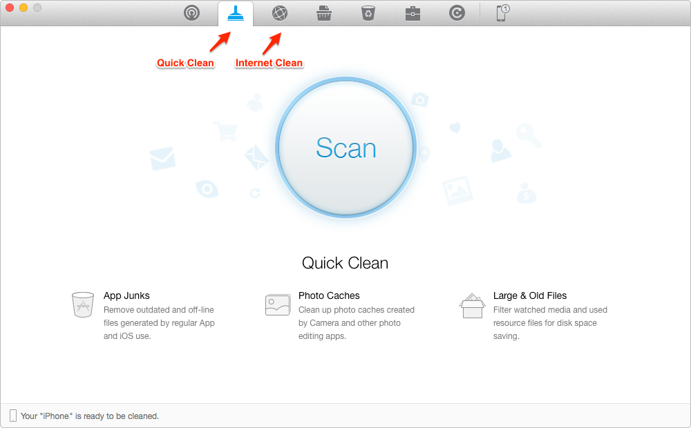 How to Clear Caches on iPhone – Step 1