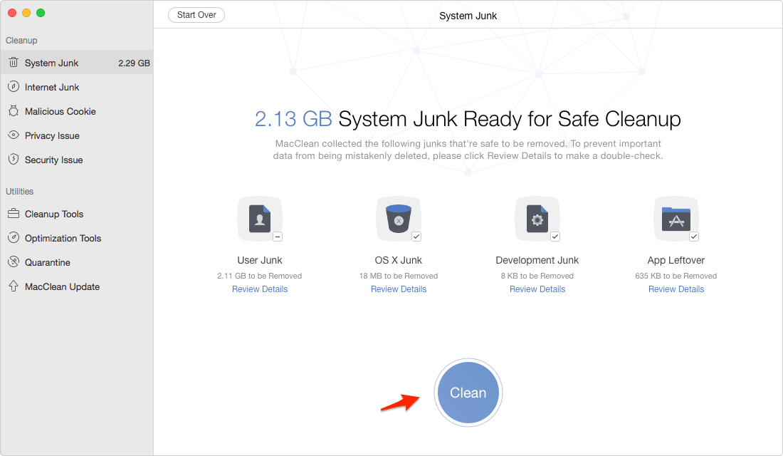 How to Clear Cookies and History on Mac – Step 3