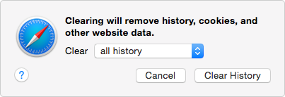 How to Delete History on Safari Mac