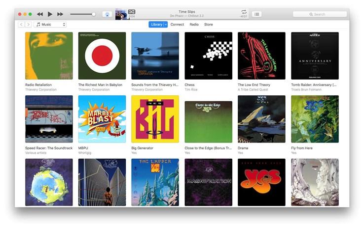 Combine Albums in iTunes