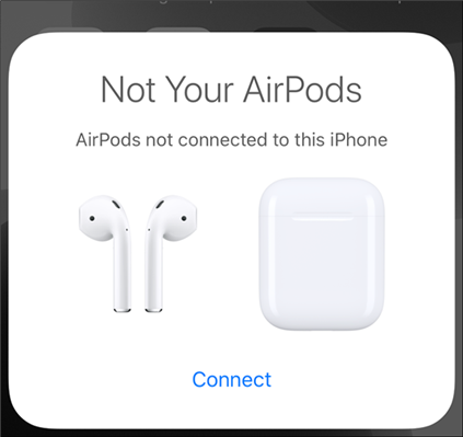 Pair the second set of AirPods with the iPhone