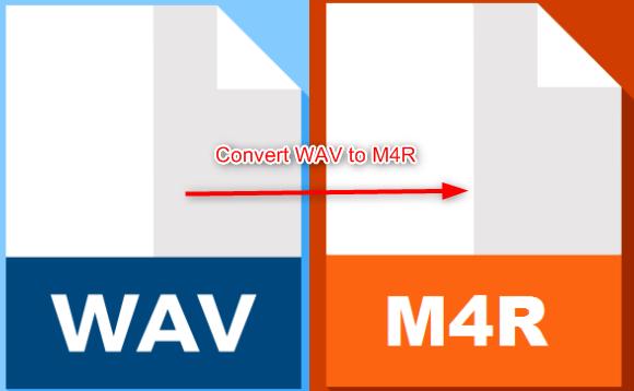 Convert WAV to M4R