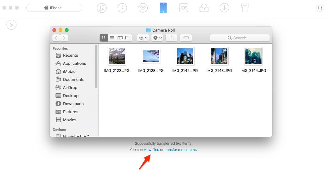 How to Convert HEIC to JPG on Mac/PC – Step 5
