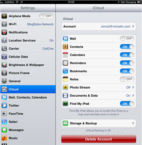 How to Customize iCloud to Work with Your Apps